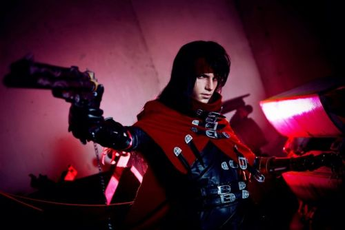 Cosplay Wednesday - Final Fantasy VII's Vincent Valentine