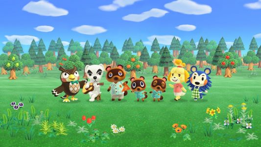 Animal Crossing: New Horizons - Total Japanese Shipments Reportedly Exceed 2.5 Million