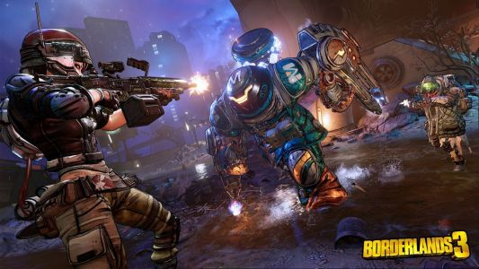 Borderlands 3 Hotfix Nerfs Voracious Canopy Eridium Growth, Legendary Loot Farm