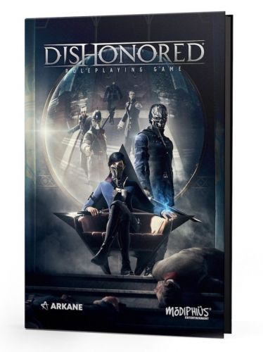 Return to the Empire of the Isles With Dishonored's Tabletop RPG This Summer