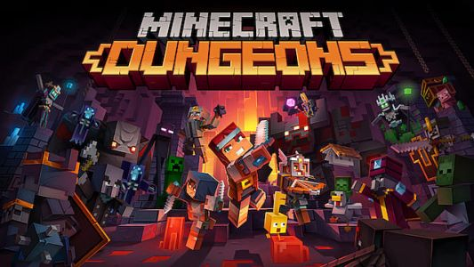 Minecraft Dungeons Review: A Diabolical Battle of Blocks