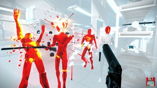 Superhot: Mind Control Delete Out on July 16th
