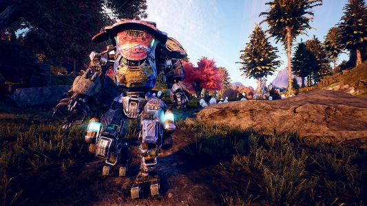 Obsidian is carving out time for The Outer Worlds DLC