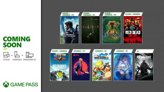 Red Dead Online, Psychonauts and Outlast 2 Coming to Xbox Game Pass in May