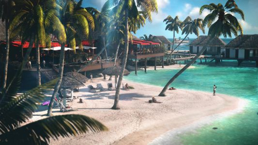 Hitman 2's final DLC pack takes 47 to a tropical island