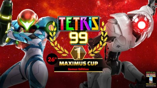 Metroid Dread Comes to Tetris 99 on Friday