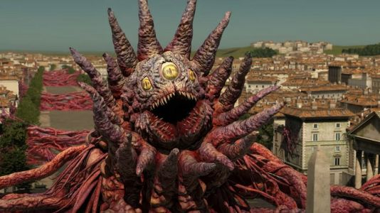 Humanity is under siege, and only Serious Sam can save us now