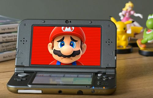 Nintendo officially ends production of the 3DS family of systems