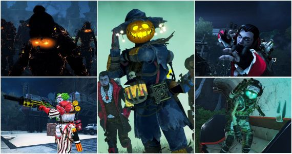 Apex Legends: 10 Pro Tips For The Halloween Game Mode, Shadowfall