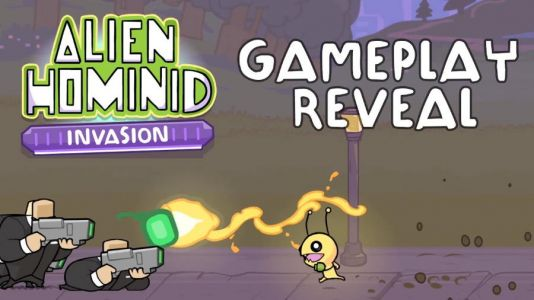 Alien Hominid Invasion Gets Gameplay Reveal