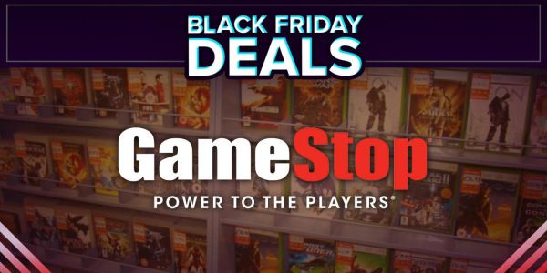 GameStop's Full Black Friday Ad Shows Discounts on Consoles, Games, and Toys
