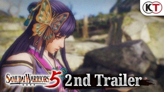 Samurai Warriors 5 Gets Character Trailer