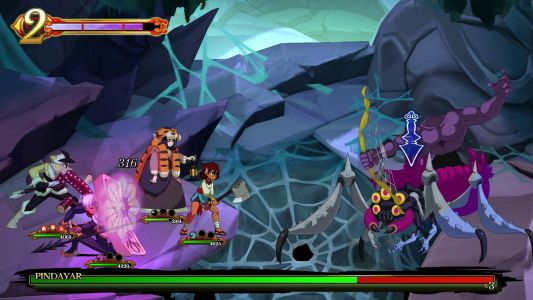 Indivisible Update Adds New Game+ and Local Co-op on April 2