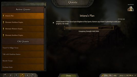 Mount & Blade II Bannerlord Conspiracy Quest Guide