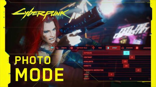 Cyberpunk 2077 Photo Mode Detailed in New Video