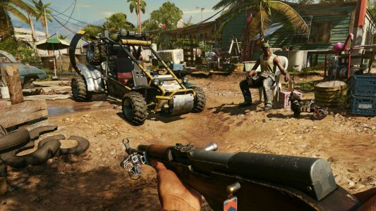 Far Cry 6 Features Largest Number of Weapons Yet
