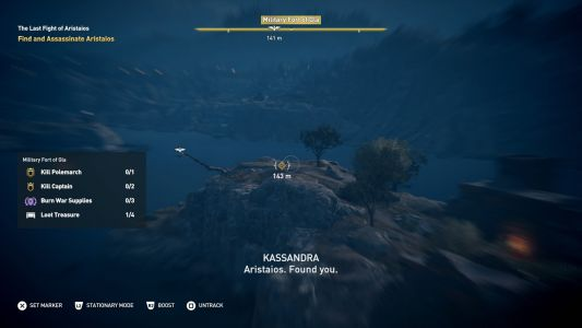 Assassin's Creed Odyssey: The Conqueror quest guide - Where to find the Boeotia champions