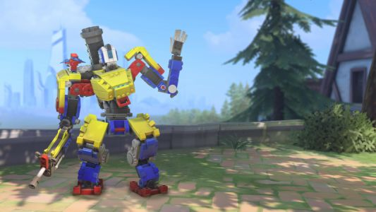 Overwatch Introduces Lego-Themed Event Today