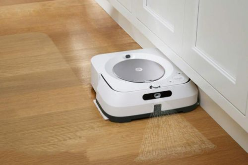 Save $100 On The iRobot Braava Jet M6 Robot Mop