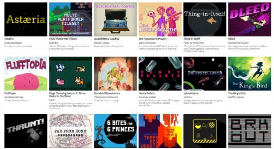 Itch.io Bundles More Than 740 DRM-Free Indie Games For $5 To Raise Money For Racial Justice And Equality