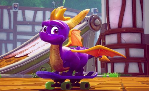 Rumour: Gamestop lists August release for Spyro Reignited Trilogy on Nintendo Switch