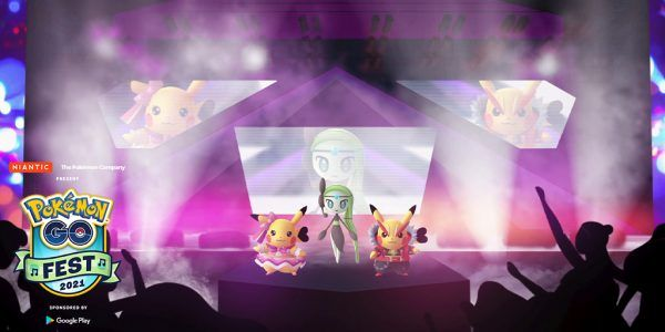 Pokemon Go Fest 2021 brought in $21m over a span of two days