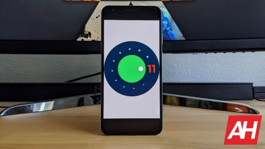 Android 11 Beta Introduces Customizable Power Menu Controls