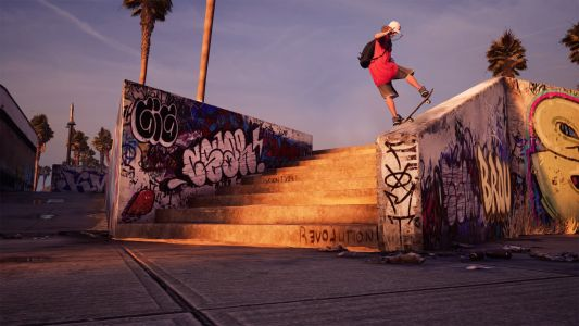 Nintendo tweeted about Tony Hawk's Pro Skater 1 + 2 and we need a Switch port
