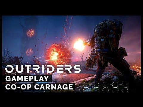 Outriders' Broadcast 3 Conjures Its Fourth Class, The Technomancer