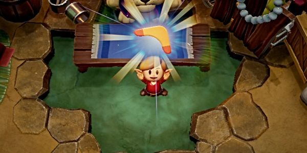 The Legend of Zelda: Link's Awakening - How to Complete the Trading Quest