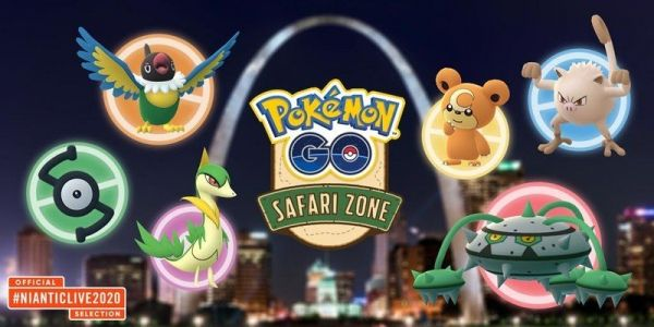 Tickets for The St. Louis Pokémon Go Safari Zone will be available soon!