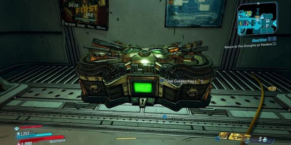 'Borderlands 3': Remember To Use This SHiFT Code For A Golden Key And Loot Before It Expires