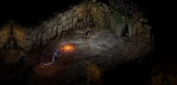 Diablo II Resurrected will let you import original saves, as it dunks on Warcraft III Reforged yet again