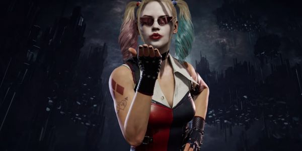 Mortal Kombat 11: Cassie Cage Harley Quinn Skin Has Interesting Detail
