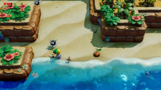 Where To Find Your Sword In Zelda Link's Awakening