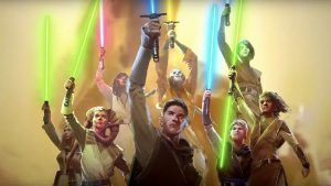 Disney Unveils more information on Star Wars: The High Republic