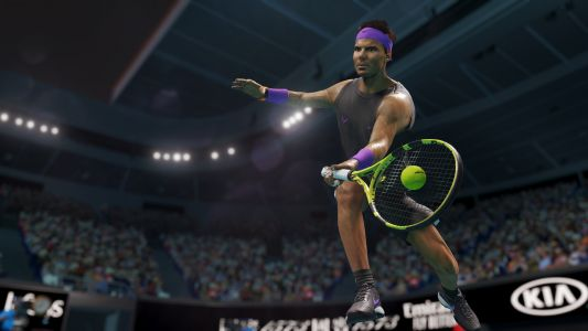 AO Tennis 2 Interview - Back on the Court
