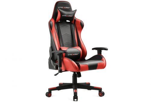 Grab This Comfortable Gaming Chair For Your Home Office, For Only $137