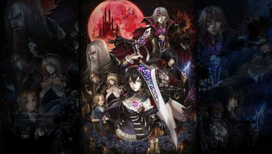 New Bloodstained: Ritual of the Night game referenced in financial report