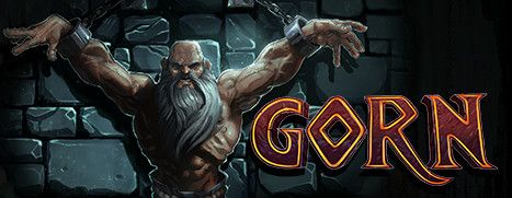 Now Available on Steam - GORN, 25% off!