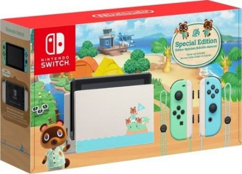 I can't believe the Animal Crossing Edition Nintendo Switch is still available on Prime Day