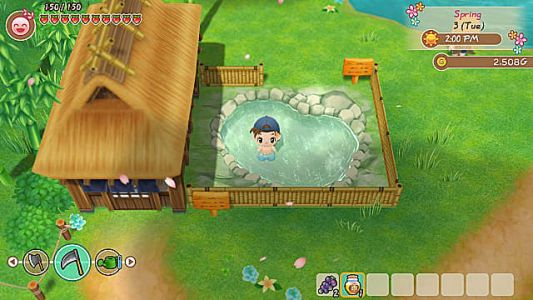 Story of Seasons: Friends of Mineral Town Birthdays and Holiday Calendar