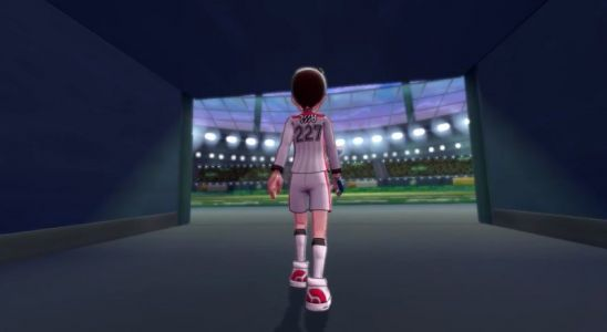 Pokemon Sword and Shield: Can I change my uniform when battling a gym?
