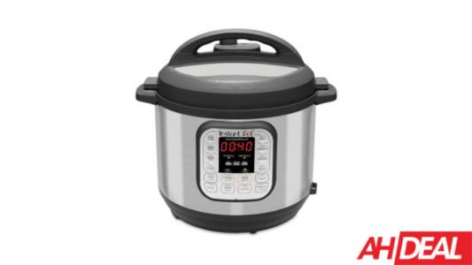 Instant Pot Duo 80 Is Now Down To $65 - Amazon Cyber Monday 2019 Deals