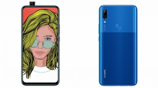 Huawei P Smart Z 2020 Will Likely Have A Rotating Pop-up Camera With Two Sensors