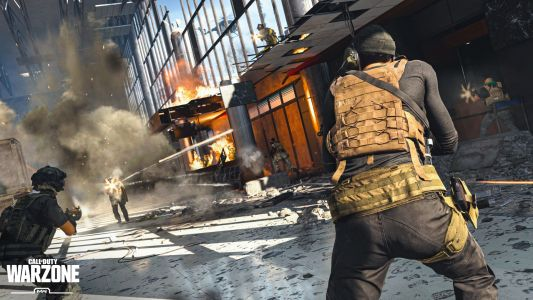 Call Of Duty: Warzone Is Seemingly Teasing Franchise's Next Game