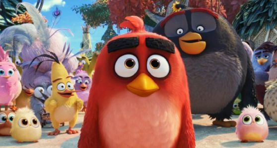 Contest: Fling some fowl with a Blu-ray copy of The Angry Birds Movie 2