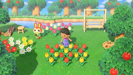 Animal Crossing New Horizons QR Codes and Custom Designs: Download NookLink, open Able Sisters