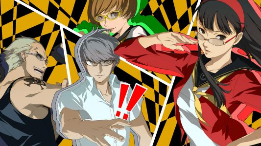 Persona 4 Golden PC Gets New Update For Progression, Crashing, Resolution Issues, And More