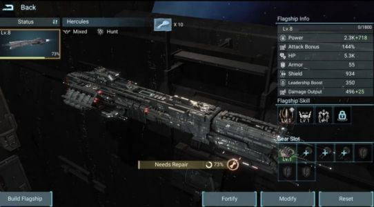 Infinite Galaxy Review - A Space Faring Midcore Strategy Game